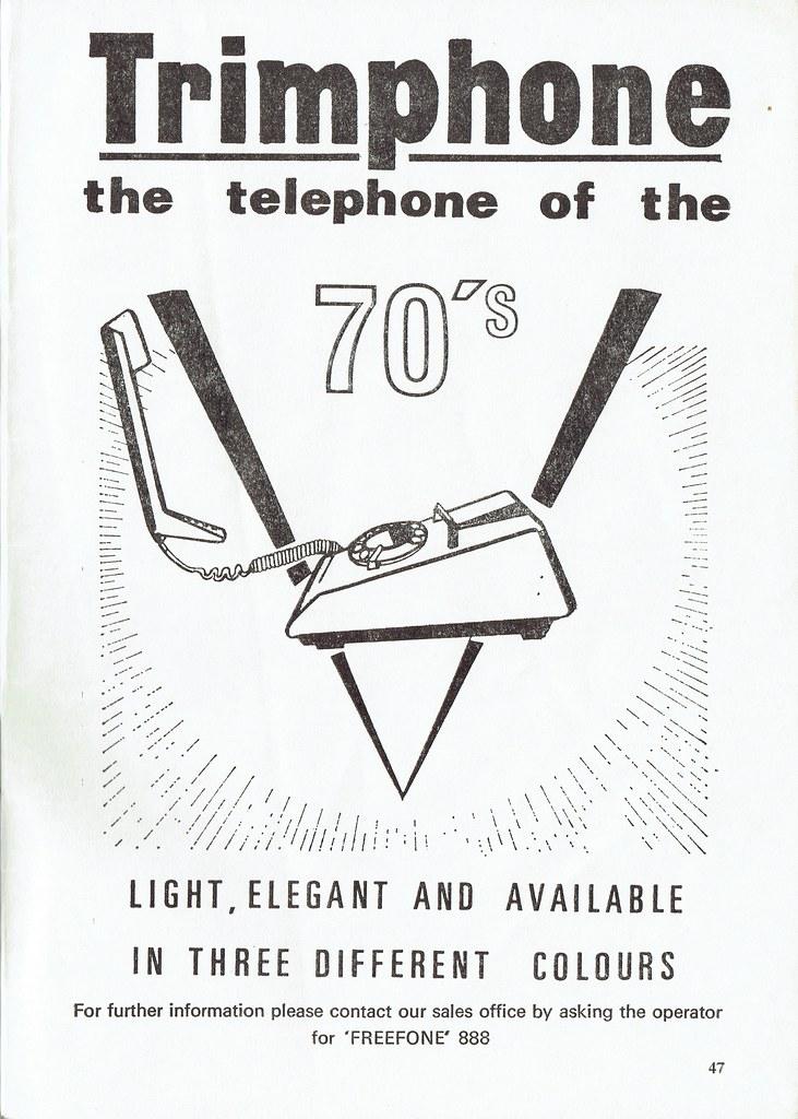 Trimphones radioactive dating