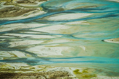 perfect delta (LiterallyPhotography) Tags: fluss river blue blau azure azur delta gletscher glacial wasser water abstrakt