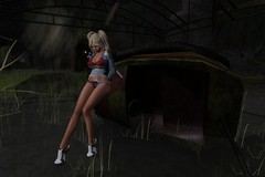 Suicide Squad Harley Quinn 4 (Stefanie Stringer) Tags: everwinter secondlife krystiana suicidesquad harleyquinn apocalyps amusement park
