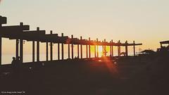 sunset (Julia_Kruglikova 2) Tags: sun sea sky sunset sochi softcolor vanilla vsco travels landscapes light