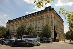 Trimontium Hotel, Plovdiv (nikolaylozanov8006) Tags: outdoor architecture building buildingcomplex plovdiv bulgaria thrace