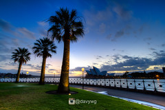 Sydney Icons Morning (davywg) Tags: sydney oepra house harbour bridge sunrise long exposure nisio haida lee filters soft gnd graduated neutral density canon 60d australia nsw newsouthwales
