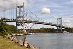 Robert F. Kennedy Bridge (Eddie C3) Tags: newyorkcity nycparks randallsisland queens robertfkennedybridge triboroughbridge