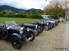Bugatti line up (fangio678) Tags: festival bugatti molsheim 18 09 2016 voituresanciennes ancienne collection cars classic coche oldtimer youngtimer french francaise