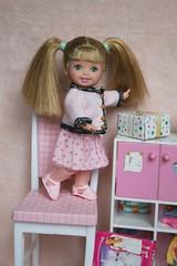 IMG_7728 (irinakopilova) Tags: barbie kelly doll little sister shelly small baby