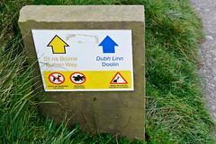 Indications and Important Safety Information! (frederikagrey1) Tags: scogliere ireland irlanda