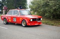 BMW 2002 Tii (1973) (PWeigand) Tags: 2015 bmw2002tii1973 bayern berchtesgaden edelweissclassic oldtimer rosfeldrennen deutschland