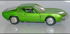 ALFA ROMEO Montreal (2097) NOREV L1120681 (baffalie) Tags: auto voiture car coche miniature diecast toys jeux jouet ancien vintage classic italia old