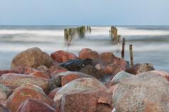 Vii (Gatis Gribusts) Tags: waves stones sigma105mm sea