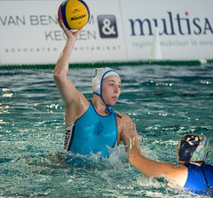 2C041485 (roel.ubels) Tags: len euro league waterpolo sport topsport utrecht uzsc 2016 krommerijn women
