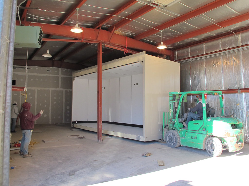 Modular Classroom Moving ~ The world s best photos of buildings and modular flickr