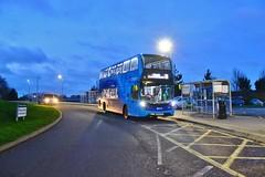 First Kernow 33472 WK66BYW - Penryn Campus (South West Transport News) Tags: first kernow 33472 wk66byw penryn campus