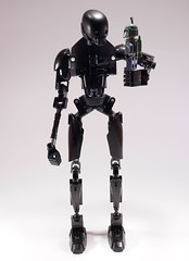 4-LEGO Star Wars 75120 - K-2SO_with Boba Fett (Sweeney Todd, the Lego) Tags: lego buildable figure figures technic k2so star wars starwars rogue one