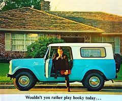 1960s International Harvester Ad (Christian Montone) Tags: ads advertising vintageads adverts vintage print printads