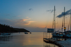 Greece ( Sivota Town Harbour) (Canon EOS 7D & EF-S 17-55mm f2.8 Zoom) (1 of 1) (markdbaynham) Tags: greece greek gecia greka hellas hellenic gr sivota town canon canonite canonites eos 7d apsc dslr efs 1755mm f28 zoom