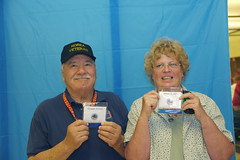 Cooper, Ernest 19 Blue (indyhonorflight) Tags: ihf indyhonorflight 19 mugs mug ernest cooper blue