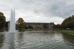 Stuttgart, Germany, October 2016