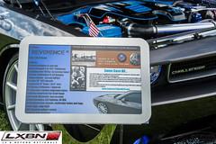 "Dodge Challenger ""Reverence"" B-29 tribute (scott597) Tags: 2016 lx beyond nats mopar nationals national trails ohio drag racing dodge challenger reverence b29 tribute"