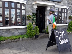 Dolmen Gallery Kilfenora, County Clare, Ireland(2) (Anne O.) Tags: 2014 clare countyclare irland kilfenora panoramio6954847110191378