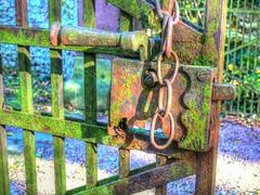 Tr 355 (baer99) Tags: door detail trschlos dmcfz30 zellertal wachenheim pfalz germany hdr lumix doorhandle trgriff tr metall metal rusty rost old