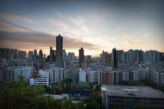 Sunset (lccf1103) Tags: hongkong longexposure landscape canon1018mm haidand1000 canonkissx4 newbie