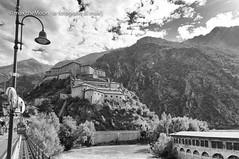 Forte di Bart (Max TheMoon) Tags: bard valledaosta italia it forte di bart aosta fortedibart pic goodmorning lefotografiedimax