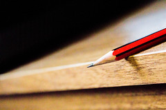 AMAZING Pencil (L Turner Photography) Tags: macro pencil photography art artist happy fancy asianwife