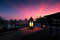 Qasr Al Sarab Desert Resort (Swissrock-II) Tags: oriental qasralsarabdesertresort hotel resort sky liwa abudhabi emirates uae nikon d700 light magic dream