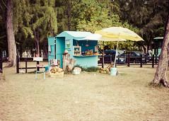 DSC_5808 (Sean Wells) Tags: mauritius eastafrica maurice seller stall coconut banana