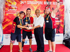 (tallphil) Tags: dragonboat singapore 2016