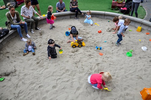 Verjaardagsfeest in het zandkasteel (12)
