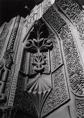 Tree of Life Motif on Madrasa with Thin Minaret (SALTOnline) Tags: hayataac motif treeoflife inceminarelimedrese konya saltaratrma saltresearch saltonline