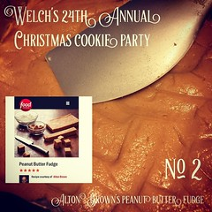 No. 2 Alton Brown's Peanut Butter Fudge   Welch's 24th Annual Christmas Cookie Party - Recipe: http://ift.tt/2h7DylI #fudge #candy #cookies #food #christmas #christmasfood (dewelch) Tags: ifttt instagram no 2 alton browns peanut butter fudge   welchs 24th annual christmas cookie party recipe httptinyurlcomaltonpbfudge candy cookies food christmasfood