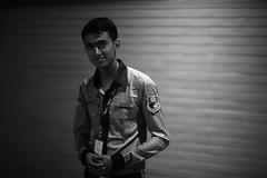 A bit of HENDRY for you guys.... (N A Y E E M) Tags: alauddin youngman securityguard candid portrait latenight radissonblu hotel chittagong bangladesh sooc raw unedited untouched unposed availablelight waistlevel
