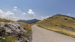 Mountain Road, Take Me Home (Igor Letilovic) Tags: nature field canon landscape golden rocks dom croatia hills priroda hrvatska cesta polje brda kamenje stijene 600d velebit zavizan planine pejzaz zlatno planinska