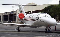 Cessna 525 CitationJet Cj1 PR-MFJ (matheuspaiva1) Tags: cessna525citationjetcj1 prmfj