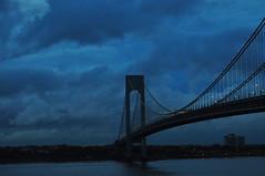 VerrazanoNarrows Bridge (Triborough) Tags: ny nyc newyork newyorkcity richmondcounty statenisland fortwadsworth park nationalpark nps nationalparkservice vnb verrazanonarrowsbridge