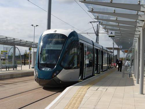 Nottingham Express Transit (Phase 2) - Tram 235