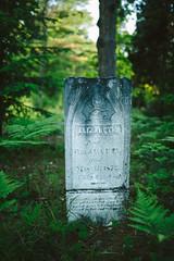 Elizabeth Uren (Marty Hogan) Tags: memorial headstone memory keweenawcounty pinegrovecemetery eagleharbormichigan