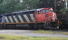 CN 2428, Adams, Neenah, 7 Sept 15 (kkaf) Tags: adams zebra neenah c408m