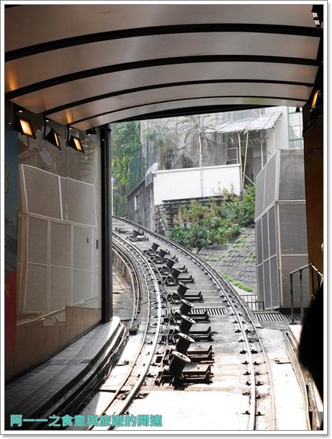 香港旅遊太平山夜景山頂纜車聖約翰座堂凌霄閣摩天台山頂廣場image038