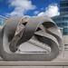 Keizo Ushio Commemorative Sculpture @ Port Of Seattle