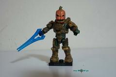 Headless Spartan (starhunter) Tags: halo custom megabloks spartan orginal