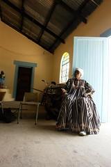 Parishioner - Odibo, Namibia, Africa