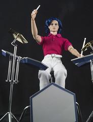 Craig Phillips (LegionCub) Tags: doll drummer jem aja misfits hasbro integrity stormer holograms