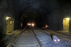 Gotthard Inside II (Kecko) Tags: railroad underground geotagged switch schweiz switzerland suisse swiss niche kecko eisenbahn rail railway tunnel sbb svizzera bahn signal uri schiene sangottardo gleis gotthard 1882 2015 innerschweiz weiche zentralschweiz nische gotthardtunnel zwergsignal eisenbahntunnel swissphoto railtunnel bahntunnel scheiteltunnel gleiswechsel geo:lon=859297 geo:lat=4662055