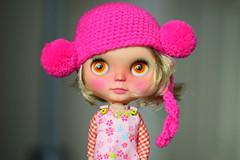 Rini in Pink