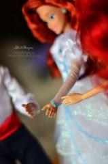 Ari 07 (Lindi Dragon) Tags: ariel eric doll dolls disney mermaid disneystore disneyprincess