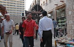 bur dubai souq (3) (Parto Domani) Tags: people dubai bur market united uae arabic east emirates arab oriente middle peninsula mercato medio souq uniti arabi arabica penisola emirati