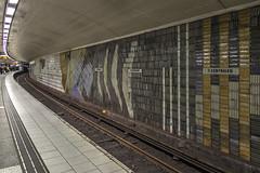 Stockholms T-bana (Ana >>> f o t o g r a f í a s) Tags: europa europe sweden stockholm schweden sverige scandinavia sthlm estocolmo stoccolma suecia tunnelbana tbana tunnelbanan escandinavia tonemapped stockholmcard